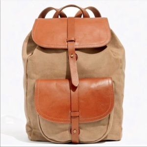 Madewell The Transport Napsack Backpack